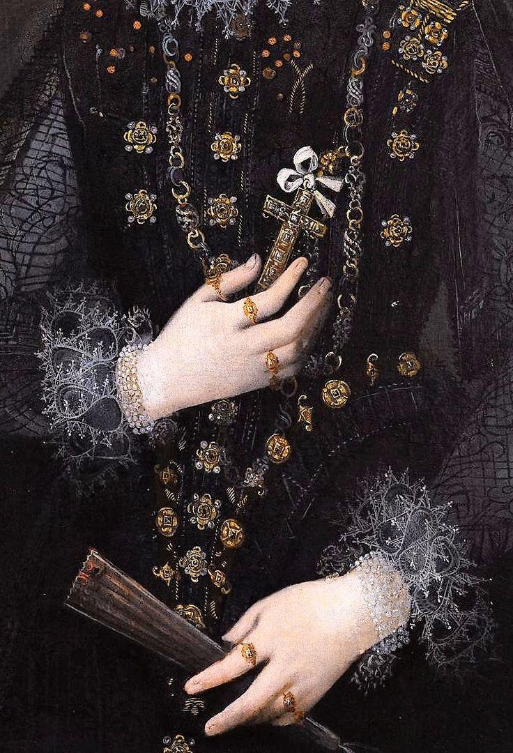 Portrait of a Young Lady by Juan Pantoja de la Cruz