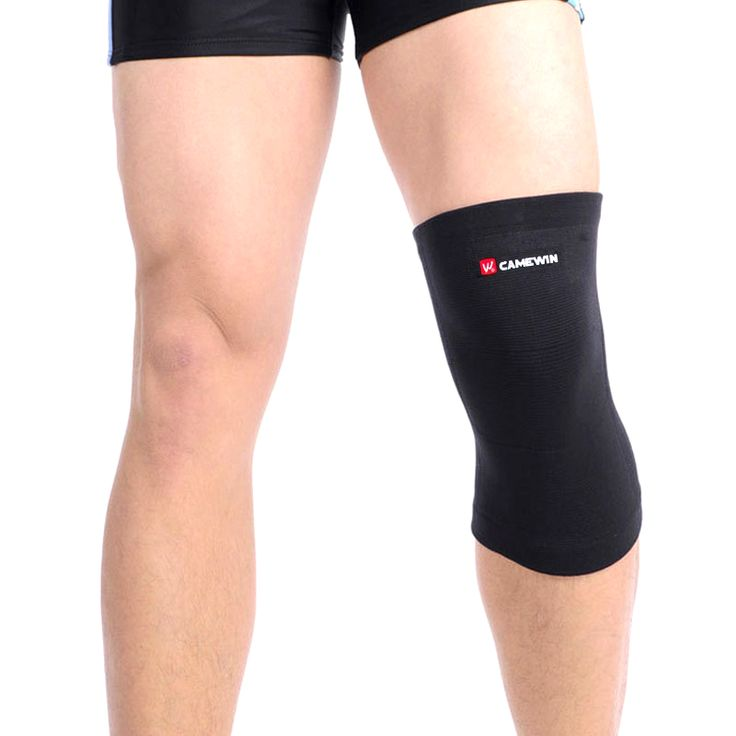 1 Piece CAMEWIN Brand Knee Support Knee Protector Prevent Arthritis Injury High Elastic Kneepad Sports Knee Gurad Keep Knee Warm ** Click the VISIT button to find out more