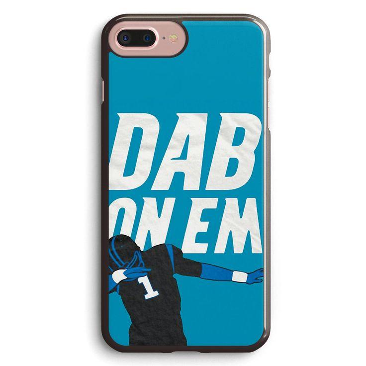 Cam Newton  dab on Em Apple iPhone 7 Plus Case Cover ISVE426