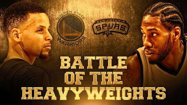 Spurs vs Warriors. #GoSpursGo #SpursNation #KawhiLeonard
