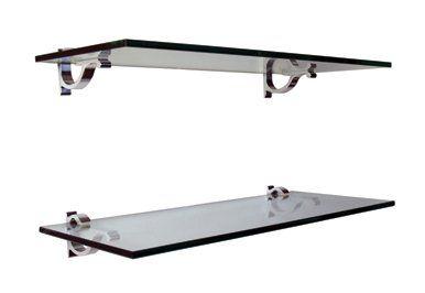 12 best shelves images on pinterest glass walls glass wall rh pinterest com black glass wall shelf