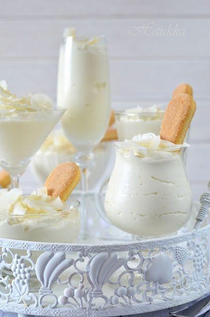 Hankka: Kókuszos joghurtkrém