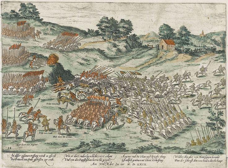 Battle of Jarnac - Battle of Jarnac - Wikipedia, the free encyclopedia