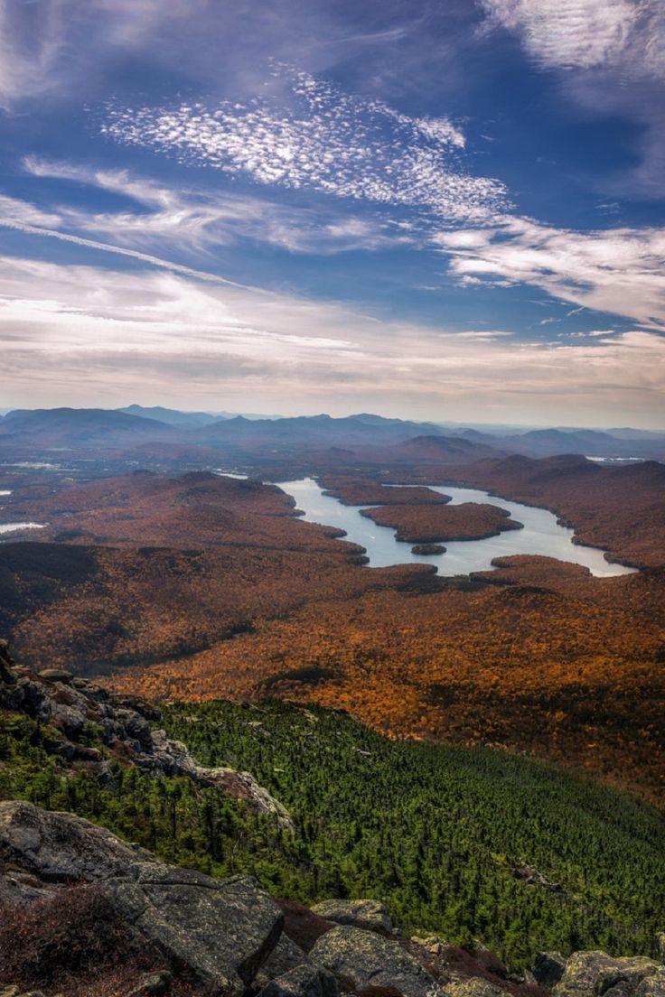 "sublim-ature: ""Adirondack State Park, New York Mark Papke """