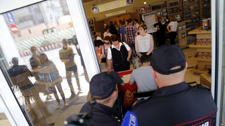 Court Orders Scientology Church Leader, Members Detained In St. Petersburg