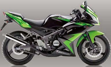 Harga Motor Kawasaki Ninja RR Second