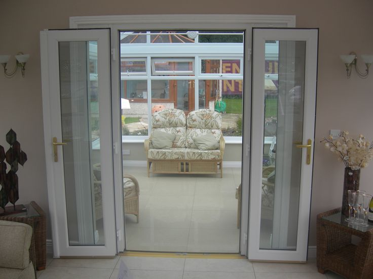 116 best images about porch madness on pinterest summer for Sliding glass doors sunroom