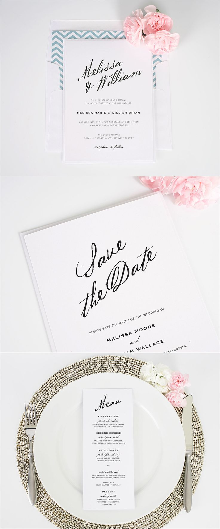 81 Best Wedding Invitations Images On Pinterest Invitation Cards
