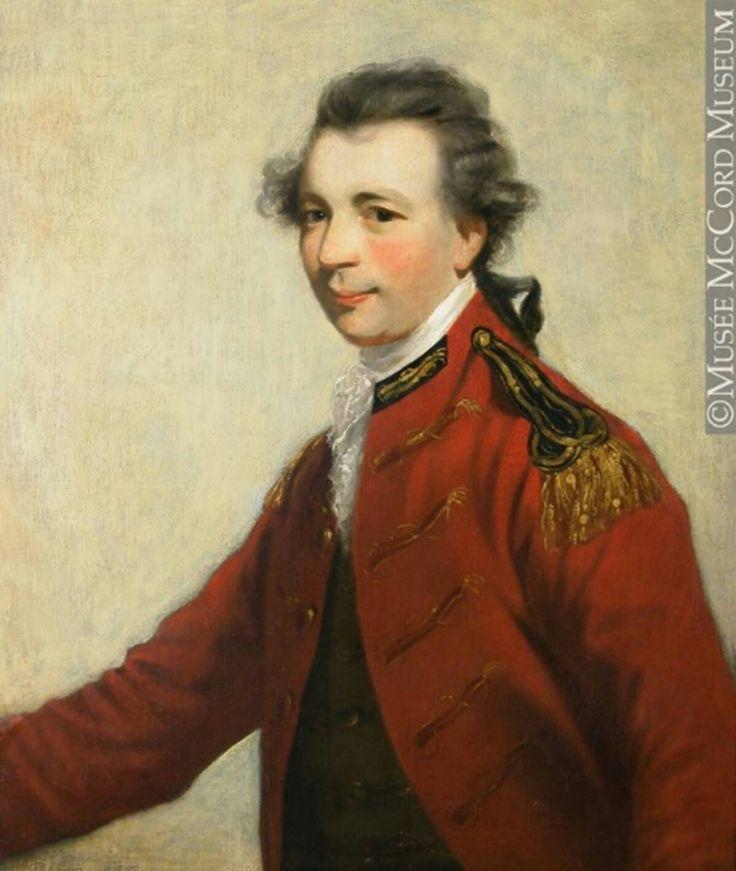 Town Major Sir Thomas Mills, circa 1776 Artist: Sir Joshua Reynolds McCord Museum, Montreal