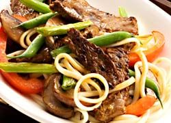 japanese cuisine recipes | Japanese Style Stir Fried Beef | Food in a Minute