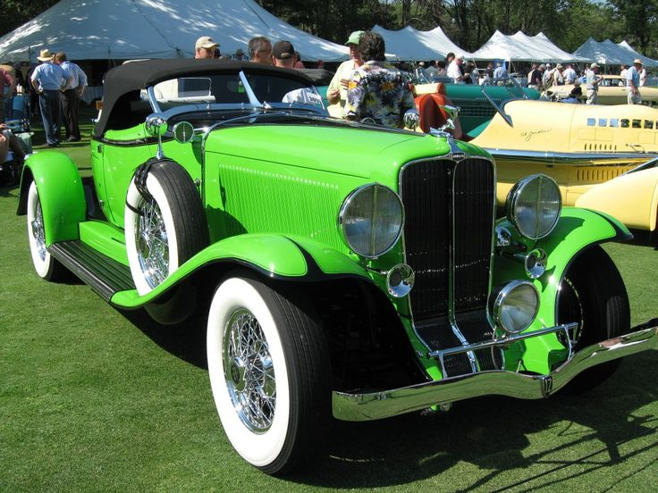 Best Green Classic Cars Images On Pinterest Vintage Cars