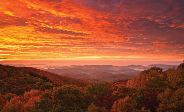 Fall in love with Grandfather Mountain
