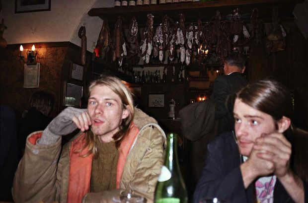 Check Out Never-Before-Seen Nirvana Photos From eBook by Sub Pop Co-Founder Bruce Pavitt | News | Pitchfork