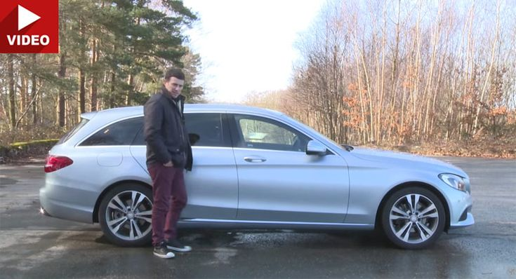 New Mercedes C-Class Estate Review is Predictably Positive