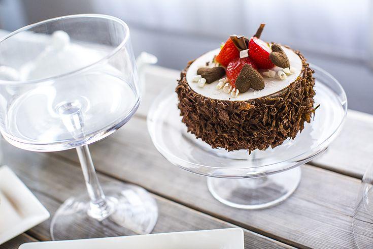 Alzata in Cristallo per la torta | Zanolli Magazine