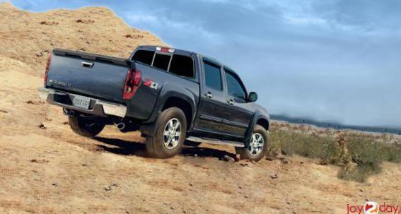 Colorado Crew Cab Chevrolet usa - http://autotras.com