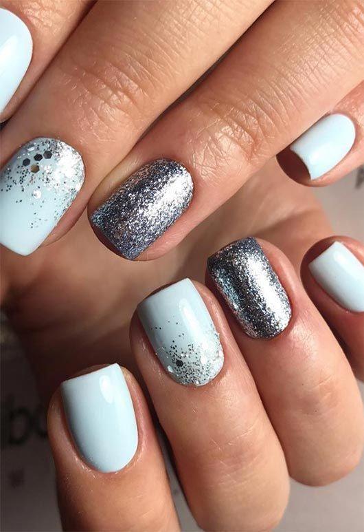 65 beeindruckende Nail Art Designs für kurze Nägel – Nail art
