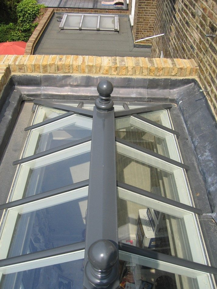 Roof Lantern example designed and built by Town  Country  Orangerie  Orangery roof Roof