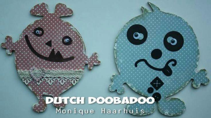 Dutch Doobadoo mdf art