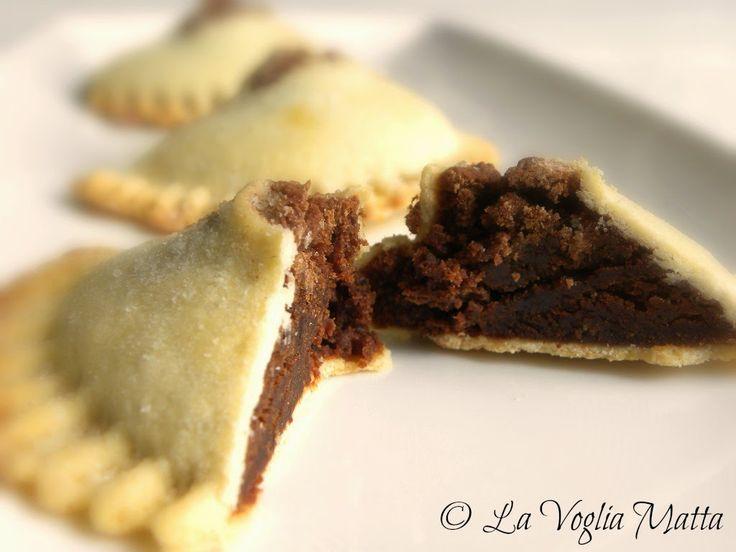 La Voglia Matta: ' Mpanatigghi, dolcetti di Modica con cioccolato e....carne macinata !