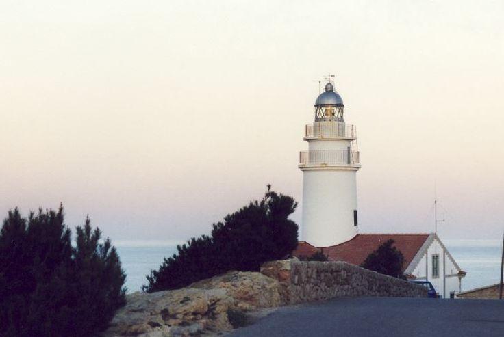 Leuchtturm Capdepera, Mallorca - Foto: S. Hopp