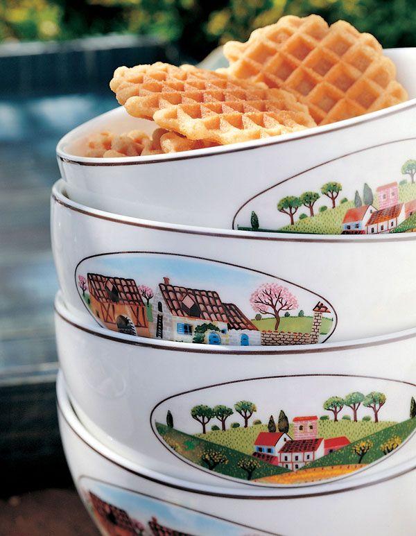 Les 60 meilleures images du tableau villeroy et boch sur for Ustensiles de cuisine retro