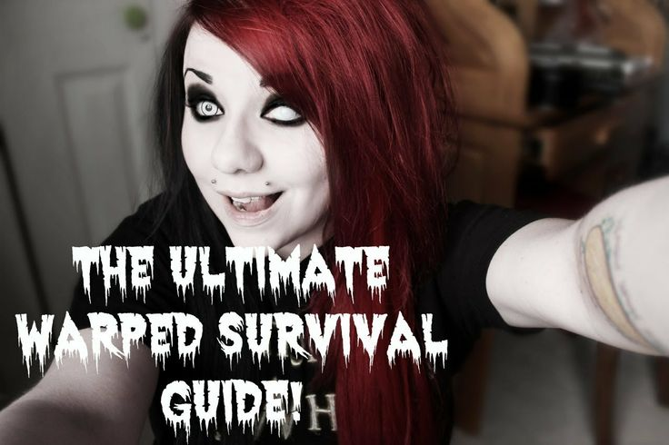 The COMPLETE ULTIMATE Warped Tour Survival Guide