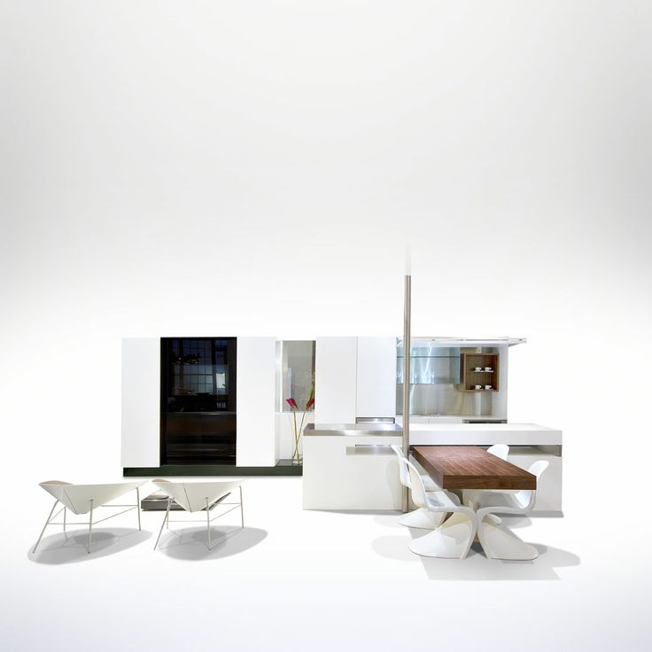 BASE Integrated Modular Living System by Johnson Chou Inc.