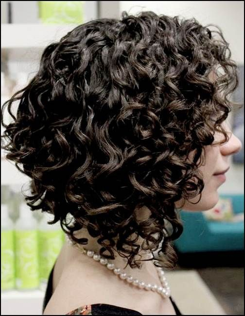 Superb 20 Best Ideas About Long Curly Bob On Pinterest Long Long Bob Hairstyles For Women Draintrainus