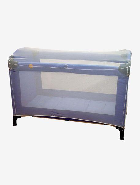 Moustiquaire BABYSUN NURSERY pour lit parapluie - Blanc - 1