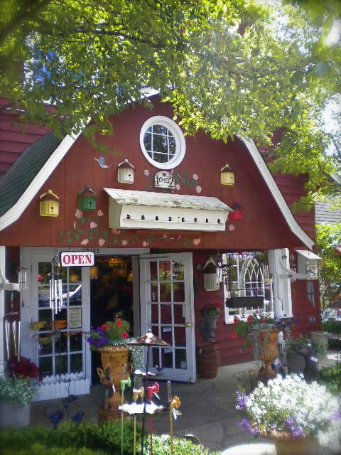 the City Farmer in Door County...must go back there and shop!