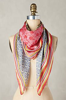 Cashmere Silk Scarf - get ur perk on by VIDA VIDA kcKe4
