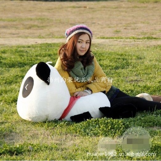 ==> [Free Shipping] Buy Best 100cm-High quality hot sale Panda plush toy doll stuffed toy doll gift giant panda stuffed animal Online with LOWEST Price | 32607834845