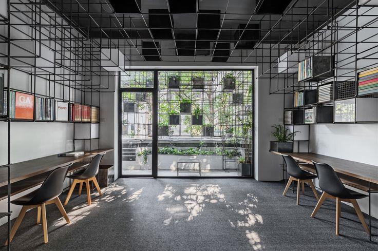 Галерея пробуждения пространство вверх! Городской Эко-Балкон / Сельское Хозяйство Студии - 2