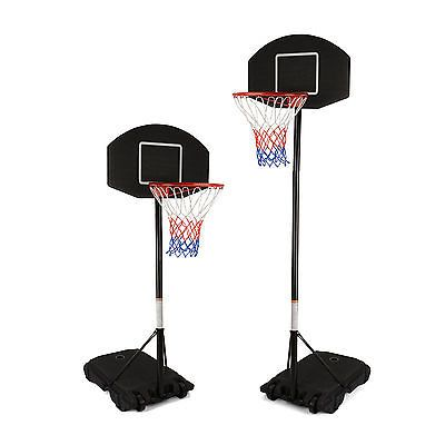 Free standing #basketball net hoop #backboard with #adjustable stand set on wheel, View more on the LINK: http://www.zeppy.io/product/gb/2/141717893556/