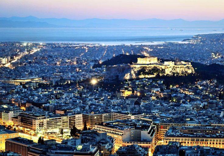 Najtańsze europejskie miasta na weekendowy wypad, Ateny, Grecja