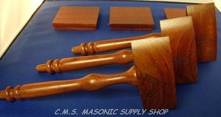 17 Best Images About Masonic Gavels On Pinterest