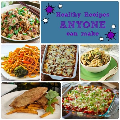 45 Easy Cooking Recipes For Beginners