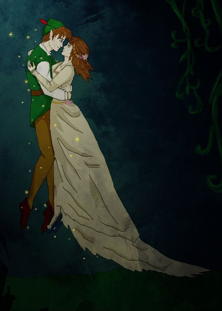 And peter wendy pan