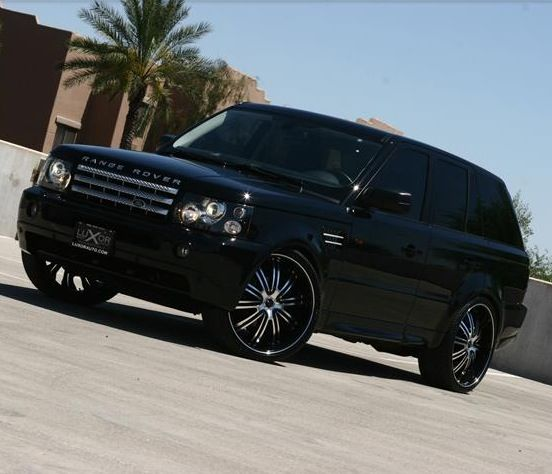 2008 Land Rover Range Rover Supercharged: 261 Best Range Rover Images On Pinterest