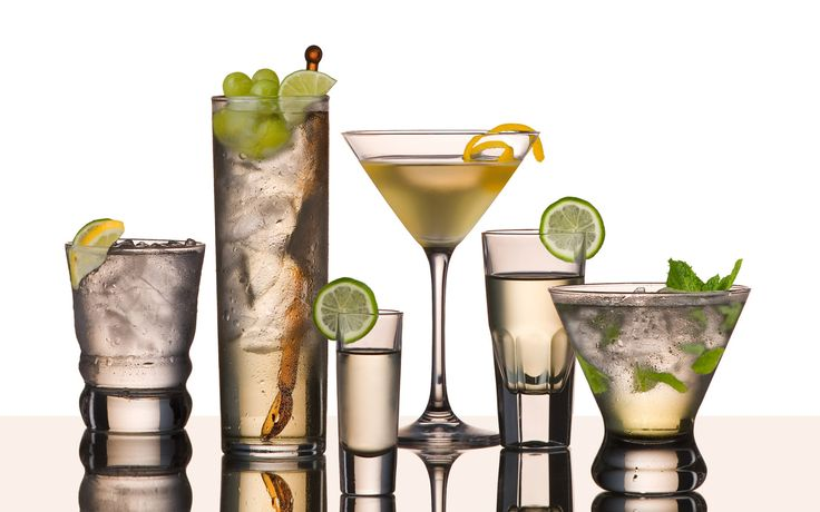 Food - Drinks - Cocktail Drinks