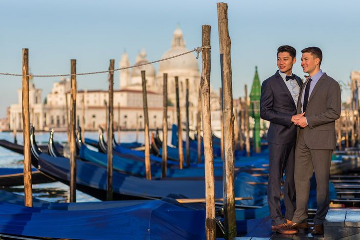 Venice Italy Engagement: Christian & Charlie   gay wedding   gay engagement   gay marriage proposal   Italian marriage proposal