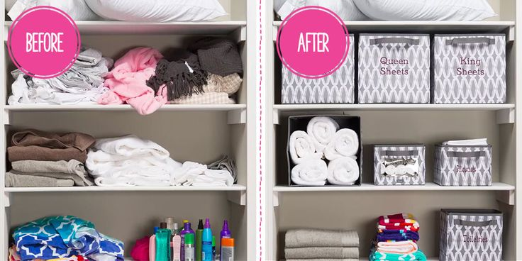 Thirty-One Linen Closet Organization. mythirtyone.com/aswebb