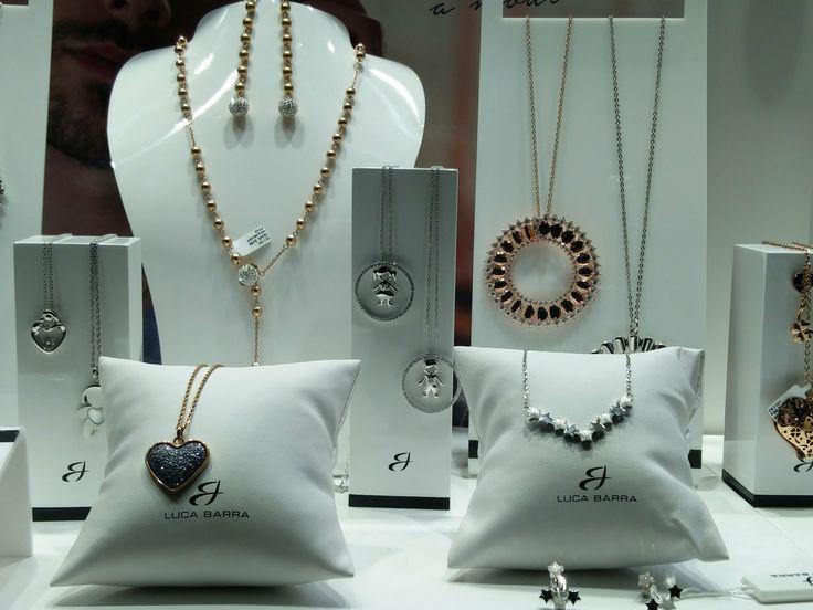 Ιταλικά μοντέρνα κοσμήματα Luca Barra   Τσαλδάρης στο Χαλάνδρι #κοσμήματα #fashion
