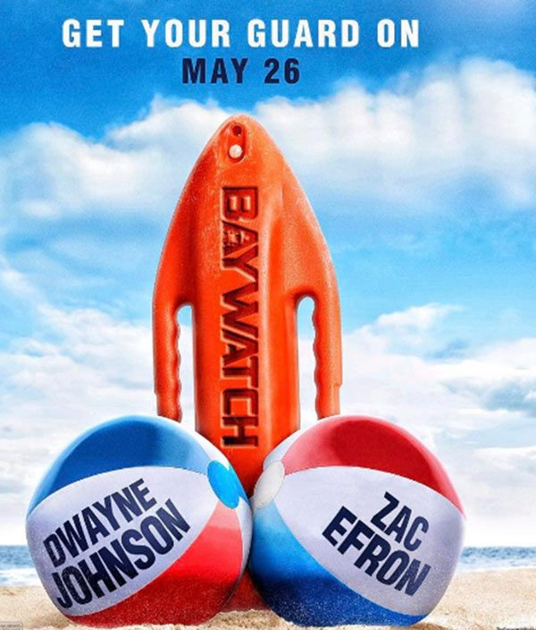 Priyanka Chopra's new Baywatch poster is all about growing a 'pair' #FansnStars