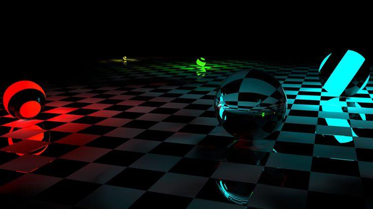 3-D Visuals ~  QualQuest**********