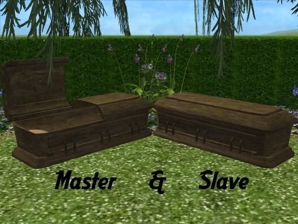 how to build a cemetary sims 2