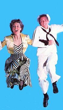 "Betty Garrett & Frank Sinatra, ""On the Town"""