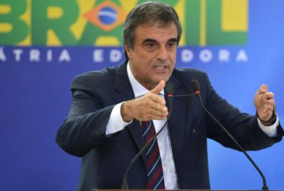 "BLOG ÁLVARO NEVES ""O ETERNO APRENDIZ"" : DURANTE COLETIVA O MINISTRO JOSÉ EDUARDO CARDOZO D..."