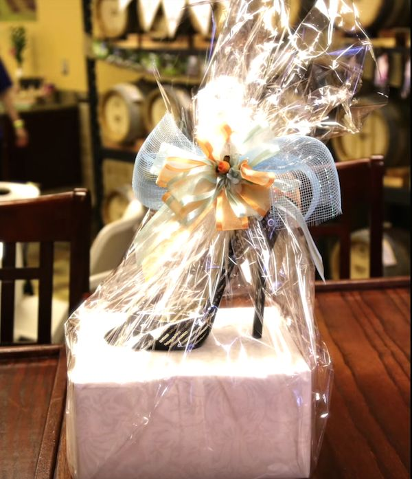 Wine, fun Bridal Shower Surprises & Wedding Favors await the New Bride-to-Be! Are you  engaged? Call 862. 200.5808
